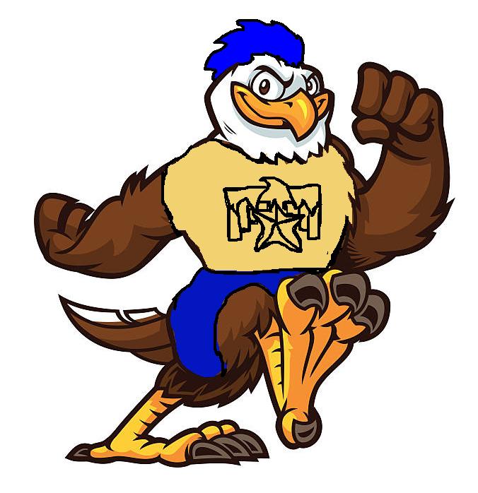 Thunderbird Mascot